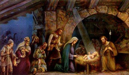 【圣诞节讲章】----大喜信息 经文:路2:10-12